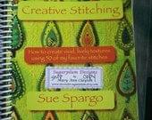 Creative Stitchery Book by Sue Spargo