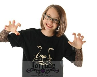 Tattoo Sleeve Leopard Print Embroidered Shirt for Boys or Girls