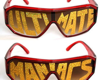 Rasslor Ultimate Maniacs Combo Sunglasses