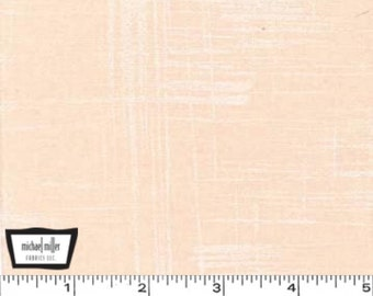 Painters Canvas - Candy Peach Pink from Michael Miller