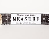 Tape Measure by Merchant & Mills