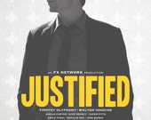 Justified - TV Show Poster