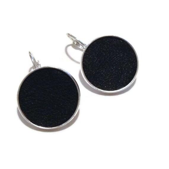 how to turn dangle earrings into studs