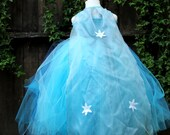 Elsa Cape - Ships in 1 day -Frozen Elsa Cape only - Elsa Princess Cape - Elsa Accessory - frozen accessories