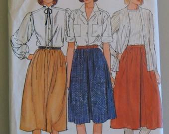Vintage Butterick Womens Sewing Pattern 6701  size  8 - 10 - 12   Uncut