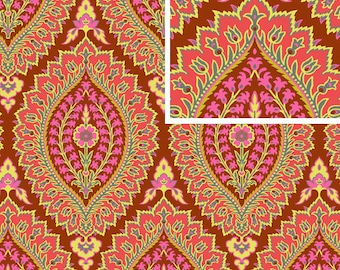 Amy Butler - Alchemy - Imperial Paisley in Zinnia - Quilting Fabric by Rowan Westminster Fibers