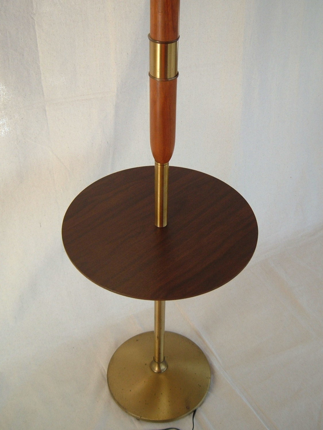 ^ Mad Men ra Mid entury Modern able Floor Lamp by DivaInheDell