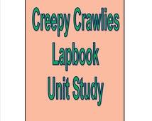 Arachnid Unit Study Unique lapbook ...
