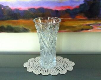 Oval Crochet Doily - Vintage Crochet Doilies - Round Doily - Oval Doily
