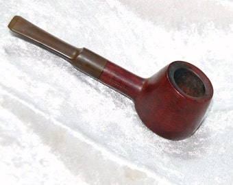 Unusual Vintage Belgrade Briar Pipe - Tobacco Pipe - Very Good Used Condition