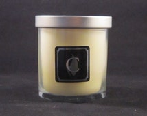 JACK FROST - Vanilla and Peppermint candle, 8 oz, optional gift box
