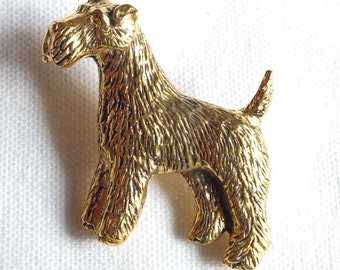 GOLD //// plated Terrier