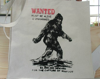 Canvas Big Foot Tote