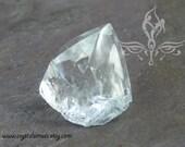 1 piece Clear Quartz Gemstone Crystal Wand Point (CQP0001)