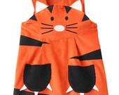 Tiger costume dress-up