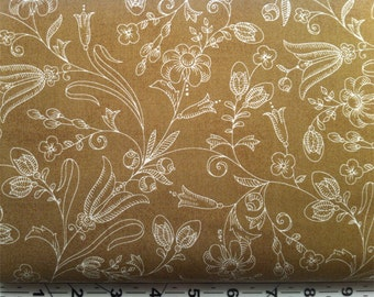 Short And Stout Floral Brown