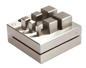 Disc Cutter Square Shape Set of 7 -