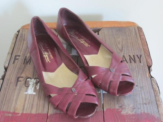 Aigner Etienne Aigner 80s Shoes Sandals Womens Shoes