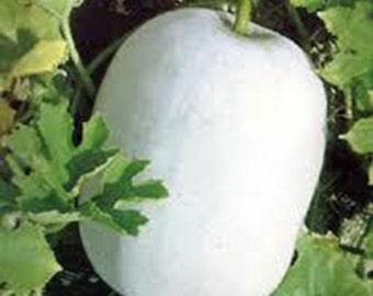 10 Winter White Watermelon Seeds-1163