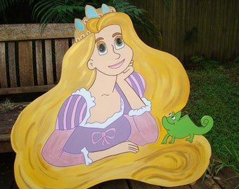 Rapunzel Character Tangled Party Decoration - Event Prop