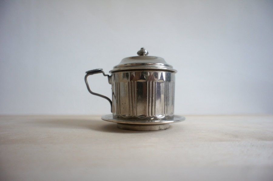 Old Drip Coffee Maker : Vintage French Drip o Lator // 1950 Single Cup Coffee Maker