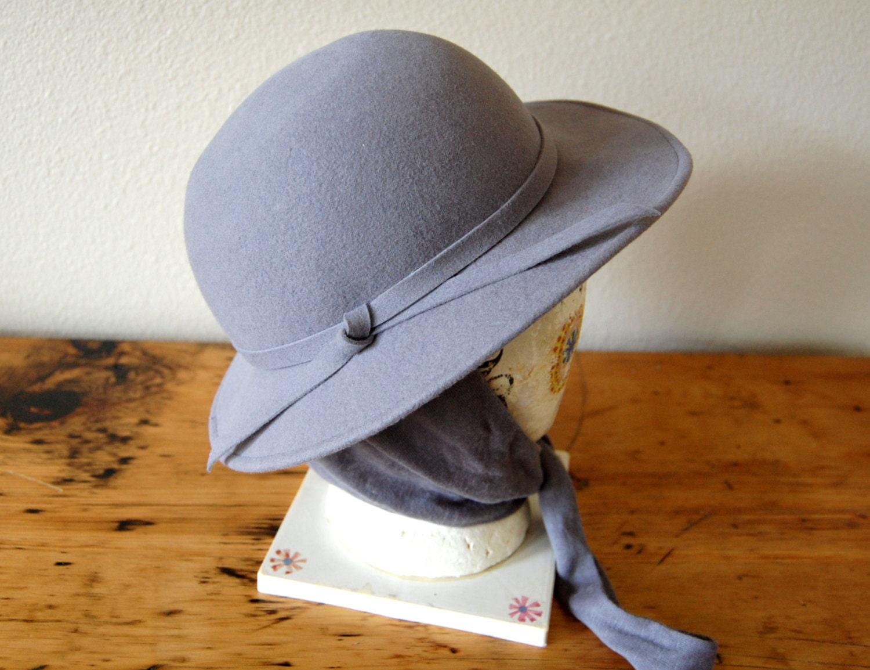 Vintage Michael Howard Ruth Alan Designs 100% Wool Hat 4cf71471c8e