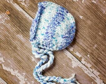 Baby Blue Bonnet