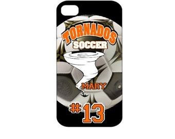 Soccer iPhone Case/Cover