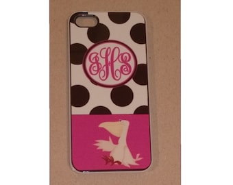 Personalized Iphone Case - Pelican Fun