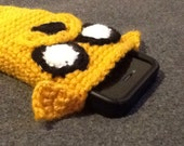 SALE Adventure Time Jake Cell Phone Cozy