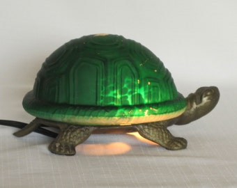Box Turtle Lamp