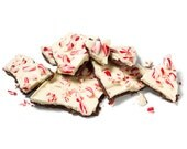 Peppermint Bark, bark, candy, holiday candy