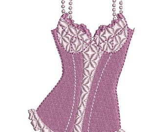 Instant download Lingerie underwear machine embroidery design