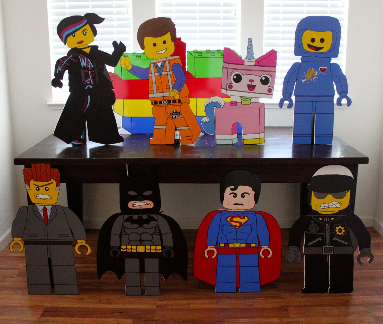 Batman Balloons Party Decorations Batman Lego Party Decor