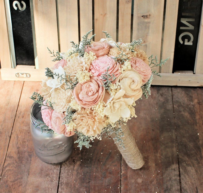 Champagne Colored Flowers