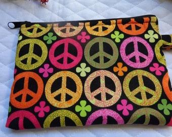 Makeup Bag: Peace 2