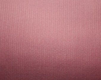 "Pink Baby Wale Corduroy 42"" Wide 100% Cotton"