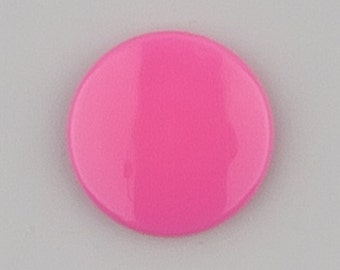 B47 Neon Pink KAM Snaps for Cloth Diapers/Bibs/Crafts/Plastic Snap Buttons