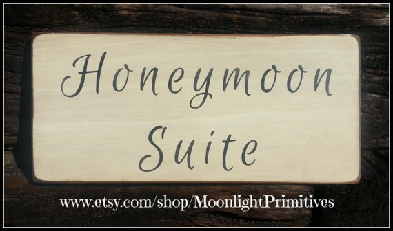 Items similar to Wedding Gift, Honeymoon Suite, Wedding ...