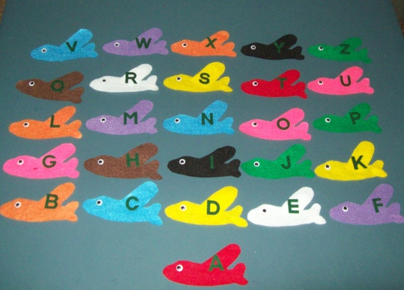 Abc airplanes flannel board felt set alphabet letter for Flannel board letters