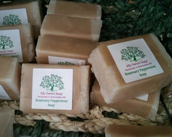 My Sweet Soap - 4 Soap Bars for 22.00 - Free Shipping