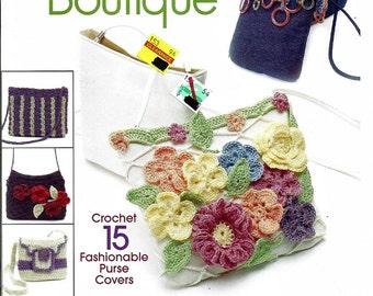 Bag Boutique /  Crochet Pattern Book  / Annies Attic 874712