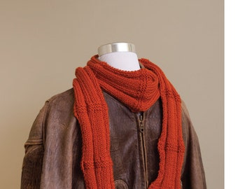 Easy Fast Knitting Patterns  scarf