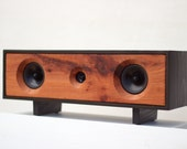 SALE! Bluetooth Reclaimed Wood Speakers || Elder Speaker || Handmade using Recaimed Redwood || FREE SHIPPING