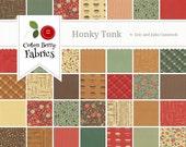 Honky Tonk MINI Charm Pack by Eric and Julie Comstock - One Mini Charm Pack - 37080MC