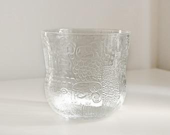 Iittala Fauna Bowl, Glass Confit Dish Designed By Oiva Toikka