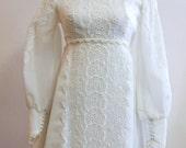 Alfred Angelo Original Wedding Dressed designed by Edythe Vincent Size S