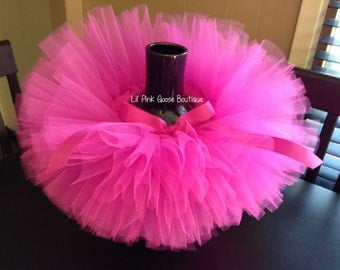 FUCHSIA Baby Tutu, Hot Pink Tutu, Baby Tutu, Tutus for Children, Pink Tutu, Newborn Photo Prop, Birthday Tutu, Valentines Day Tutu
