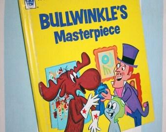 Bullwinkle's Masterpiece, 1976 Whitman Tell-a-Tale