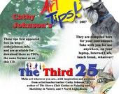 The Third 25 Art Tips, Cathy Johnson